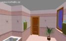 projekt koupelna